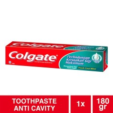Colgate Toothpaste Fresh Coolmint 180gr