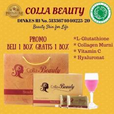 Colla Beauty 30sct untuk Kulit Putih