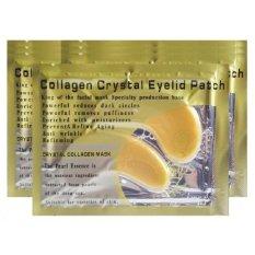 Collagen Crystal Eye Mask Masker Mata - 1 Pasang