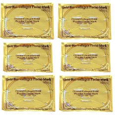 Jual Collagen Crystal F*c**l Mask Masker Wajah 6 Pcs Lengkap