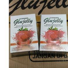 Ulasan Lengkap Collagen Glujelly Drink Gewinner