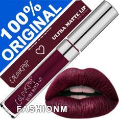 Ulasan Mengenai Colourpop Ultra Matte Lip Saturday