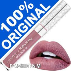 Ulasan Colourpop Ultra Satin Lip Tiny Chum Usa