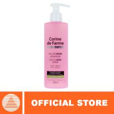 Corine De Farme Gentle Rose Water Pembersih Wajah 200 Ml Di Indonesia