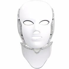 Kosmetik Apparatusk Photon Masker Kecantikan Mesin Peremajaan Kulit Whitening Facial Kecantikan Perawatan Kulit Sehari-hari Perangkat Via 7 Warna-Intl
