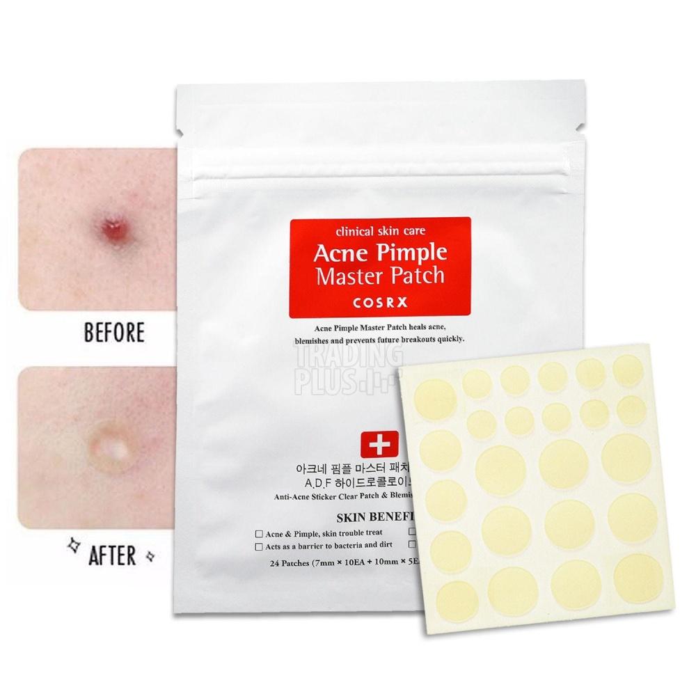 Menghilangkan jerawat COSRX Acne Pimple Master Patch - Penghilang Jerawat Yang Ampuh