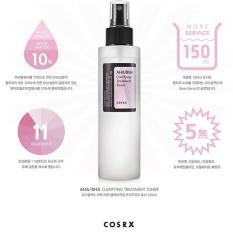 Promo Cosrx Aha Bha Claryfying Treatment Toner 150Ml