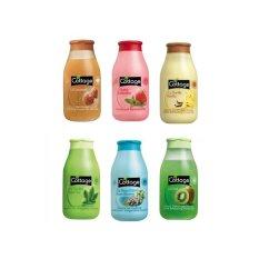 Spesifikasi Cottage Shower Gel Mini 50Ml Paket Isi 6 Botol Kulit Halus Lembut Harum Sabun Mandi Shower Gel Dan Harga
