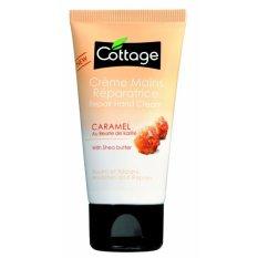 Beli Cottage Repair Hand Cream Caramel 50Ml Krim Tangan Hand Cream Nyicil