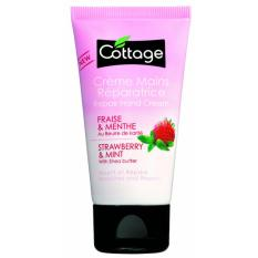 Spesifikasi Cottage Repair Hand Cream Strawberry Mint 50Ml Krim Tangan Hand Cream Online