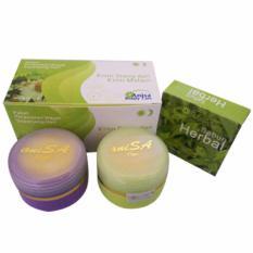 Cream Anisa BPOM Original - Paket Cream Siang Malam dan Sabun