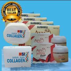 Toko Cream Ayu Jelita Rahasia Cantik Alami Dan Sabun Msi Collagen Yang Bisa Kredit