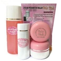Cream Baby Pink Sucofindo Original 30gram - Cream Perawatan Wajah Original