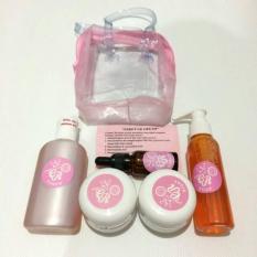 Jual Cream Cr Pink Original Krim Cr Pemutih Wajah 5 In 1 Cream Ori
