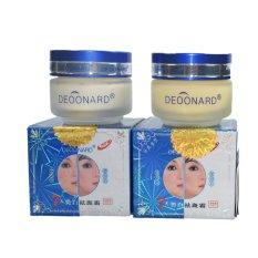 Review Tentang Cream Deonard Blue Cream Siang Dan Cream Malam 20 Gr