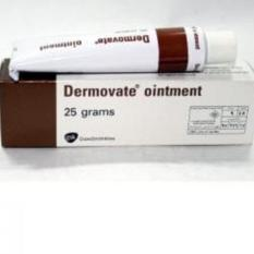 Cream Dermovate Cokelat Penghilang Bekas Luka Terbaik - 25gr