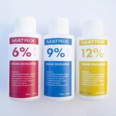 Beli Cream Developer Oxydant Matrix 100Ml Matrix Asli