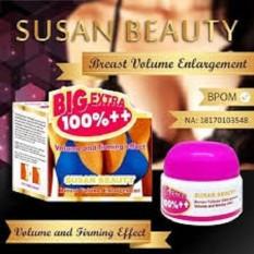 CREAM DR SUSAN ORI 100% - SUSAN BEAUTY EXTRA BREAST VOLUME ORIGINAL