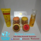 Ulasan Cream Esther Gold Exclusive Bleaching 4In1