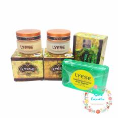 Cream Lyese Original Paket Cream Lyese Sabun Anti Septic Lyese Diskon