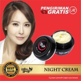 Jual Cream Malam Melembabkan Kulit Wajah Cream Wajah Aura Beauty Branded Original