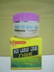 Cream Neo Gamat Emas NGE Reaksi Cepat - Cream NGE Day And Night 2In1