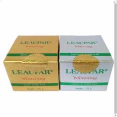 Jual Cream Paket Leaupar Original Siang Malam Original Leaupar Ori