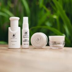 Cream Pemutih Wajah Im Qween Original 100% - I'M Qween SkinCare Paket Acne / Jerawat Sabun Cair