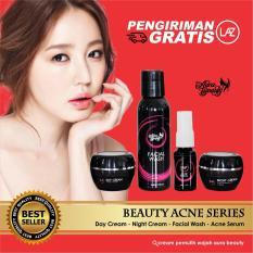 Jual Aura Beauty Cream Jerawat Penghilang Bekas Jerawat Acne Series Serum Acne Ori 100 Aman Bpom Tanpa Mercury Di Yogyakarta