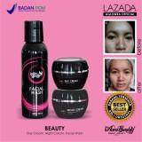 Beli Aurabeauty Paket Beauty Non Serum Cream Perawatan Pemutih Penghalus Wajah Garansi Original Bpom Isi 3 Item Pakai Kartu Kredit