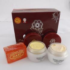 Cream Sari - Herbal Alami Bikin Wajah Putih Berseri
