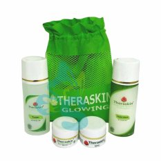 Beli Cream Theraskin Paket Glowing Original Bpom 1 Paket Online