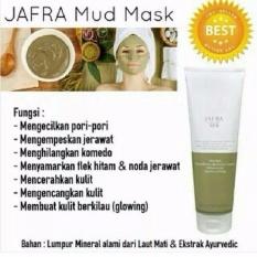 Harga Cream Wajah Masker Lumpur Mud Mask Jafra 100 Original Termurah