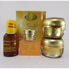 Jual Cream Walet Super Gold Exclusive Walet Super Gold Whitening 1 Paket Di Jawa Barat