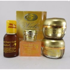 Spesifikasi Cream Walet Super Gold Exclusive Walet Super Gold Whitening 1 Paket Merk Walet