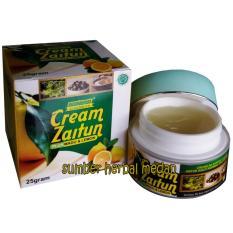 Cream Zaitun Plus Madu Dan Lemon 25gr
