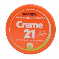 Creme21 Moisturizing Cream With Vit E - 50ml