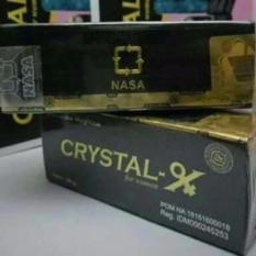 Beli Cristal X Nasa Original Perapat Dan Pewangi Organ Kewanitaan Online Di Yogyakarta