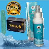 Harga Cristal X Ori Bisa Scan Qr Barcode Msi Ion Silver Spray 1Botol Original New
