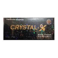 Harga Crystal X Feminime Hygiene Satu Set