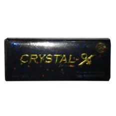 Toko Crystal X Original 1 Pcs Terlengkap
