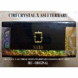 Harga Crystal X Original Nasa New Pack Qr Code Terbaru