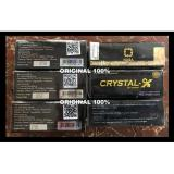 Harga Crystal X Nasa Original 100 Cx Ori 100 Online