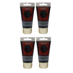 Beli Cupida Cupido Black Mud Mask Set 4Pcs Masker Lumpur Muka Bersih Sehat Alami Natural Pria Wanita 80Ml Murah