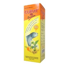 Situs Review Curvit Cl Emulsi 175 Ml