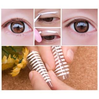 Cutevina 1 lembar 12 pasang Double Eyelid Tape sticker Eyelid Scot KAC038 thumbnail