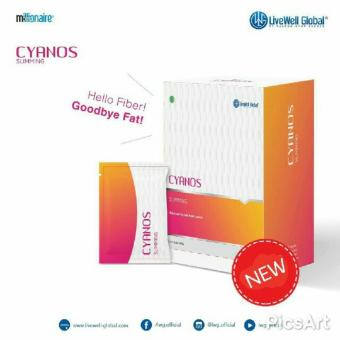 Beli Cyanos Slimming New Product Best Seller Cicilan