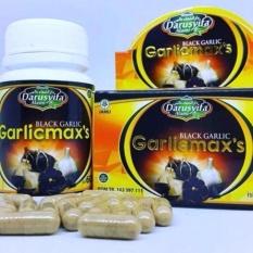 Diskon Produk Darussyifa Garlicmaxs 60 S Kapsul Bawang Hitam Black Garlic