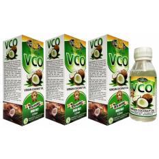 Beli Barang Darusyifa Minyak Vco Alami Isi 3 Botol Online