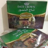 Jual Date Crown Khalas Kurma Arab Netto 1 Kg Branded Murah